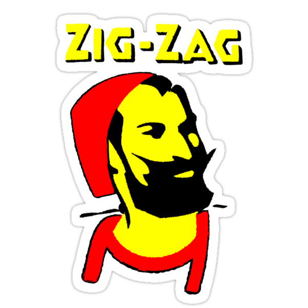 ZIG-ZAG PAPER by michaeldeath