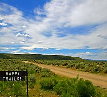 Happy Trails by Becqi Sherman