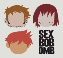 Scott Pilgrim - Sex Bob-Omb Band Shirt T-Shirt