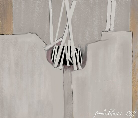 """""""Blocking Incursion"""" by Patrice Baldwin"""