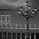 St Peter's Square by Heather Davies