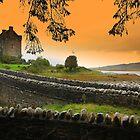 Eilean Donan Castle by Jill Fisher