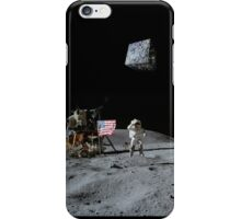 Resistance is Futile | Conspiracy Three iPhone Case/Skin