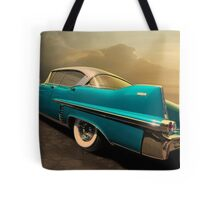 Riding with Patsy Tote Bag