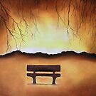 The Lone Bench by Linda Woodward