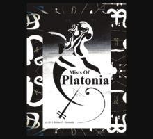 """Mists Of Platonia"" COSMIC HEADPIECE T-Shirt by Robert Kernodle"