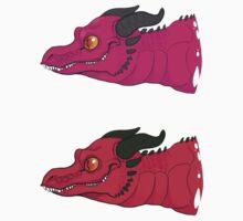 P+R Dragon pack by freezard