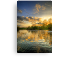 Fresh Start Canvas Print