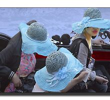 Three Girls in a Gondola by John44