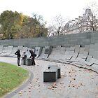 Australian War Memorial London by Jarrod Kamelski