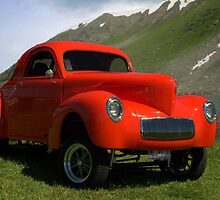 1940 Willys Custom Pro Street Dragster by TeeMack