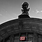 Frankfurt Hauptbahnhof by Mark Knighton