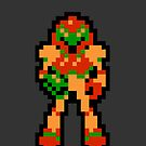 metroid samus by 1up Apparel