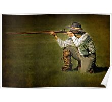 The Frontiersman Poster