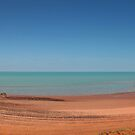 Roebuck Bay by Sue  Fellows