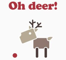 Oh deer! by samedog