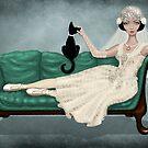 vintage bride by vian