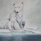 Pola bears by Joanna Evans