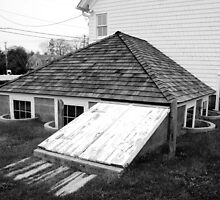 Storm Shelter, Watermill, The Hamptons by Hermiston
