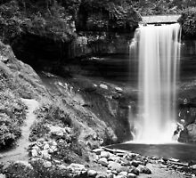 Minnehaha Falls 1 by Jeff Stubblefield