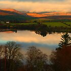 The Lake in November by raymcdermott