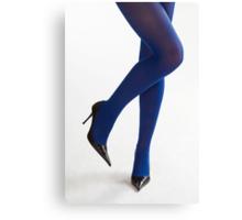 Glamour legs 5 Canvas Print