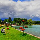 Lake Tegern (Tegernsee) Germany by Daidalos