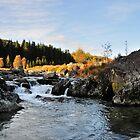 River Runs Through It by thejourneysofar