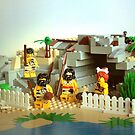 Dawn of the Legolithic by trobe