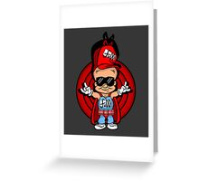 Fudd Man! Greeting Card