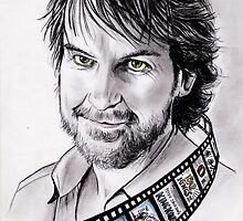 Peter Jackson portrait by jos2507
