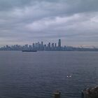 Alki Beach, Wa by kylemeling