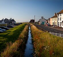 Allonby, Looking North Towards Silloth, Cumbria by Jan Fialkowski