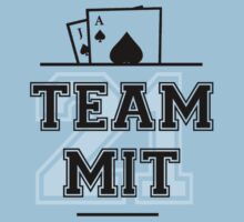 Team MIT - Blackjack 21 (black) by weRsNs