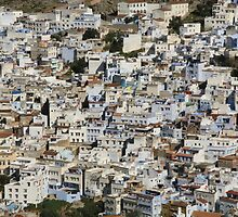 Chefchaouen View by Camilla