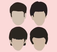 The Beatles - Minimalistic Kids Clothes