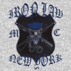 Iron Law NYC by RagingCuppCakes