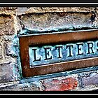 Letter Box by Joel Kitts