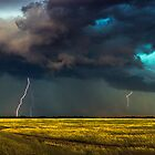 Plains of Thunder by James Cole