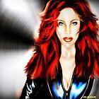 Dark Widow by loflor73