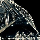 The Sydney Harbour Bridge by Kimmo Savolainen