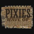Wave Of Mutilation - the pixies by grant5252