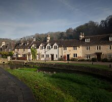 Castle Combe by Karl Thompson