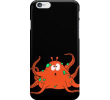 Squidypus #4 iPhone Case/Skin