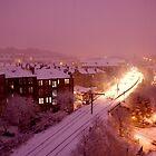 railway snow by emmar