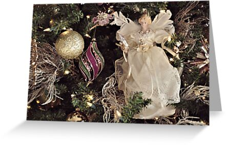 Christmas Angel by Glenna Walker
