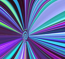 Down The Psychedelic Whirlpool by TonyClerkson