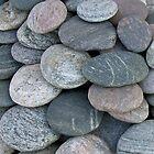 Hebridean Rocks by kathrynsgallery