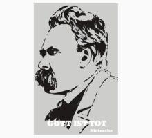 Gott ist Tot - Nietzsche by jryork