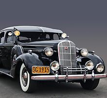 36 Buick 8 sedan by WildBillPho